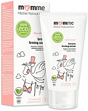 Perfumería y cosmética Sérum para busto eco hipoalergénica con extracto de baya de cuervo - Momme Mother Natural Care