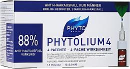 Perfumería y cosmética Tratamiento capilar monodosis densificante y anticaída - Phyto Phytolium 4