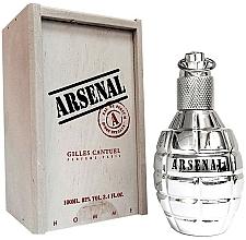 Perfumería y cosmética Gilles Cantuel Arsenal - Eau de parfum