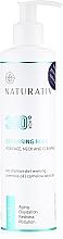 Perfumería y cosmética Leche facial desmaquillante con aceites de prímula y camelina sativa - Naturativ 360° AOX Cleasing Milk