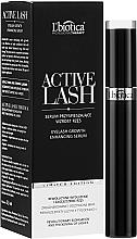 Perfumería y cosmética Sérum para crecimiento de pestañas con queratina y pantenol - L'biotica Active Lash