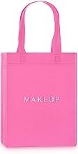 """Perfumería y cosmética Bolso shopper rosa """"Springfield"""" - MakeUp Eco Friendly Tote Bag"""