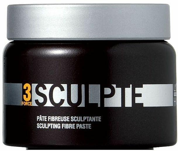 Pasta moldeadora de fijación flexible con efecto mate - L'Oreal Professionnel Sculpte Paste — imagen N1