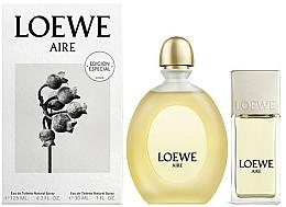 Perfumería y cosmética Loewe Aire - Set (eau de toilette/125ml + eau de toilette/formato viaje/30ml)