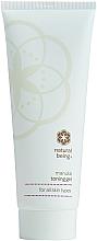 Perfumería y cosmética Gel limpiador facial con aceite de manuka - Natural Being Manuka Toning Gel