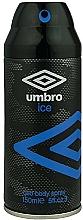 Perfumería y cosmética Umbro Ice - Desodorante
