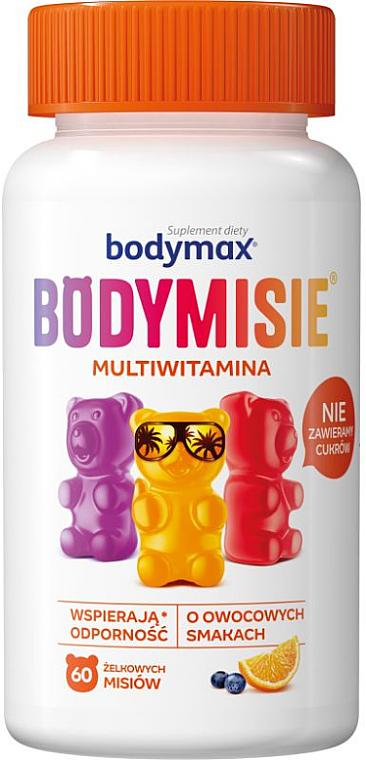 Complemento alimenticio vitamínico - Orkla Bodymax Bodymisie Jellies For Children Multivitamin