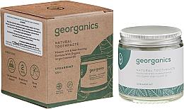 Perfumería y cosmética Pasta dental natural con menta verde - Georganics Spearmint Natural Toothpaste