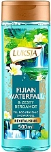 Perfumería y cosmética Gel de ducha revitalizante con aroma a bergamota - Luksja Fijian Waterfall Shower Gel