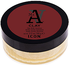 Perfumería y cosmética Arcilla texturizante para forma y estructura del cabello con extracto de cactus - I.C.O.N. MR. A. Clay Mold Structure