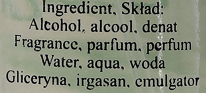 Chat D'or Green Leaf - Desodorante perfumado — imagen N3