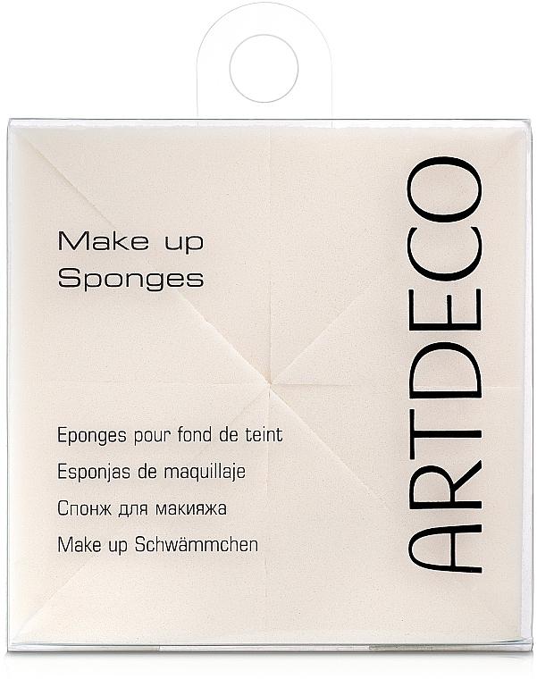 Esponjas de maquillaje triangulares - Artdeco Makeup Sponge Edges — imagen N1
