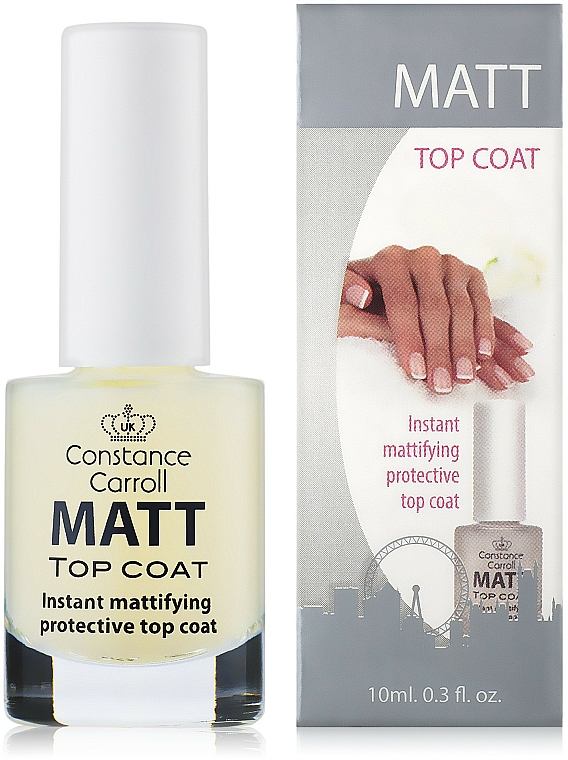 Top coat, matificante - Constance Carroll Matt