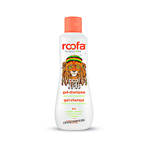 Perfumería y cosmética Gel-champú con aloe vera y pantenol - Roofa Cool Kids Gel Shampoo