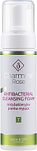 Perfumería y cosmética Espuma de limpieza facial antibacteriana - Charmine Rose Antibacterial Cleansing Foam