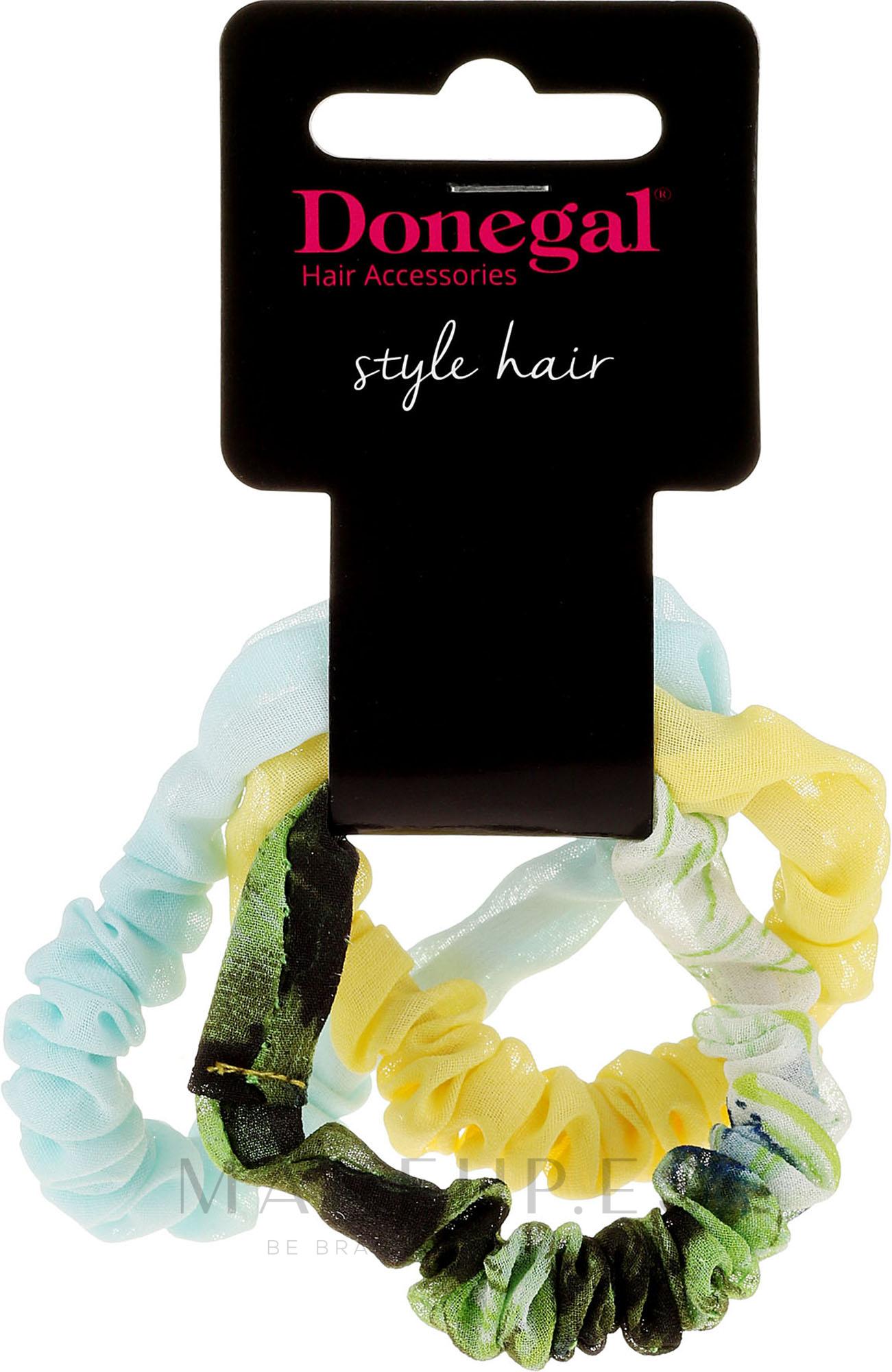 Gomas de pelo Hair Band Amazing, FA-5531 - Donegal — imagen 3 uds.