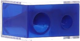 Perfumería y cosmética Sacapuntas doble, azul claro - Top Choice