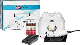 Perfumería y cosmética Torno de uñas profesional, RE 00021, 10W - Ronney Profesional Nail Drill