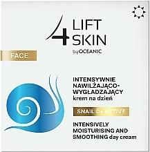 Perfumería y cosmética Crema de día hidratante y regeneradora con vitamina C y baba de caracol - Lift4Skin Snail C+ Day Cream