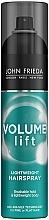 Perfumería y cosmética Spray voluminizador de cabello fino o liso con cafeína, larga duración - John Frieda Luxurious Volume Forever Full Hairspray