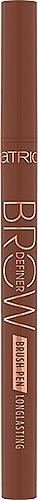 Rotulador definidor de cejas de larga duración - Catrice Brow Definer Longlasting Brush Pen