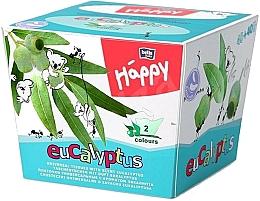Perfumería y cosmética Toaliitas universales bicolores, eucalipto - Bella Baby Happy