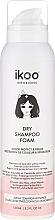 Perfumería y cosmética Champú seco en espuma para protección del color - Ikoo Infusions Shampoo Foam Color Protect & Repair