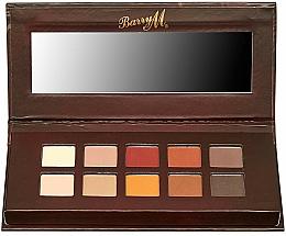 Perfumería y cosmética Paleta de sombras de ojos - Barry M Eyeshadow Palette Fall in Love
