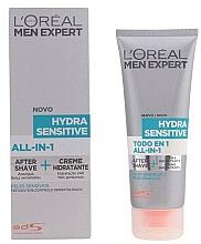 Perfumería y cosmética Crema aftershave hidratante para pieles sensibles - L'Oreal Paris Men Expert Hydra Sensitive After-Shave