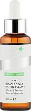Perfumería y cosmética Peeling para cuero cabelludo seborregulador con ácido glicólico y ceramidas - Simone DSD de Luxe Medline Organic Miracle Scalp Control Peeling, № 005