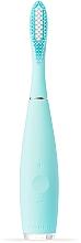 Perfumería y cosmética Cepillo dental eléctrico sónico de silicona, azul - Foreo Issa 2 Mint