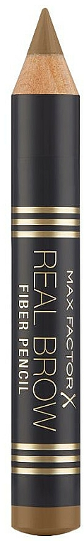 Lápiz de cejas - Max Factor Real Brow Fiber Pencil