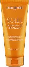 Perfumería y cosmética Acelerador de bronceado para cuerpo con extracto de romero - La Biosthetique Soleil Tan Activator
