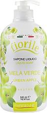 Perfumería y cosmética Jabón líquido con aroma a manzana verde - Parisienne Italia Fiorile Green Apple Liquid Soap