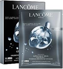 Perfumería y cosmética Mascarilla contorno de ojos de hidrogel con extracto de bífidus - Lancome Genifique Hydrogel Melting Eye Mask