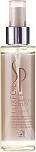 Perfumería y cosmética Tratamiento esencia para cabello con queratina, aceite de almendras y jojoba - Wella SP Luxe Oil Keratin Boost Essence