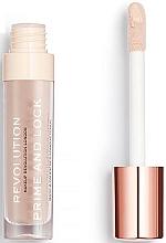 Perfumería y cosmética Base para sombra de ojos - Makeup Revolution Prime & Lock Eye Primer