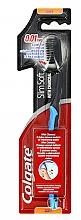 Perfumería y cosmética Cepillo dental blando con carbón, negro-azul - Colgate Toothbrush