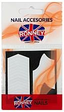 Perfumería y cosmética Guías para manicura francesa - Ronney Professional