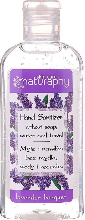 Gel de manos desinfectante a base de alcohol con aroma a lavanda - Bluxcosmetics Naturaphy Alcohol Hand Sanitizer With Lavender Fragrance (mini)