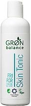 Perfumería y cosmética Tónico facial con pantenol, vegano - Gron Balance Skin Tonic