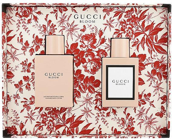 Gucci Bloom - Set (eau de parfum/50ml + loción corporal/100ml) — imagen N1