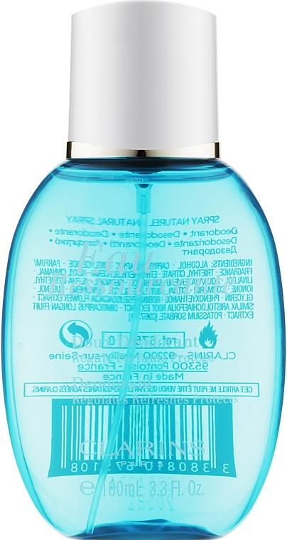 Desodorante perfumado - Clarins Eau Ressourcante — imagen N1