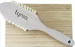 Perfumería y cosmética Cepillo de madera para pies - Lynia