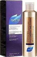 Perfumería y cosmética Champú con queratina orgánica, aceite de baobab y extracto de peonia - Phyto Phytokeratine Extreme Exceptional Shampoo