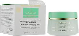Perfumería y cosmética Crema adelgazante con cafeína y extracto de bergamota - Collistar Crema Snellente Alta Definizione