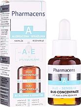 Perfumería y cosmética Sérum facial con vitamina E 8% - Pharmaceris A E-Sensilix Koncentrat