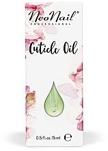 Perfumería y cosmética Aceite para cutículas con pipeta, aroma a té - NeoNail Professional Cuticle Oil