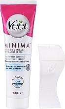Perfumería y cosmética Crema depilatoria para pieles sensibles - Veet Minima