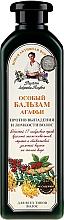 Perfumería y cosmética Acondicionador anticaída con hierbas siberianas - Las recetas de la abuela Agafia